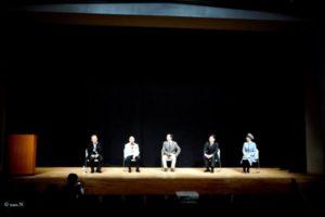 「YUKIGUNI」トークショー
