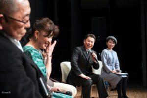 YUKIGUNIトークショー
